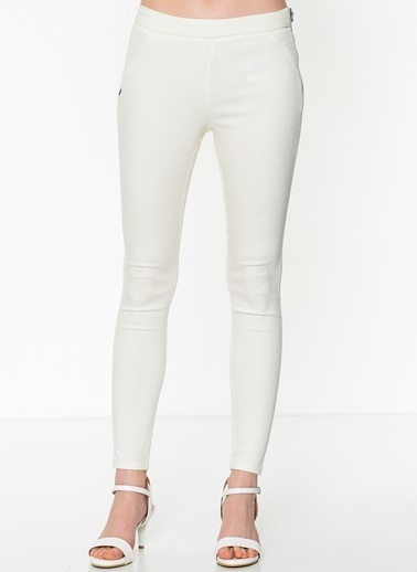 Only Leggings Beyaz